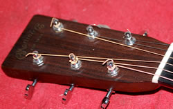 martin guitar headstock