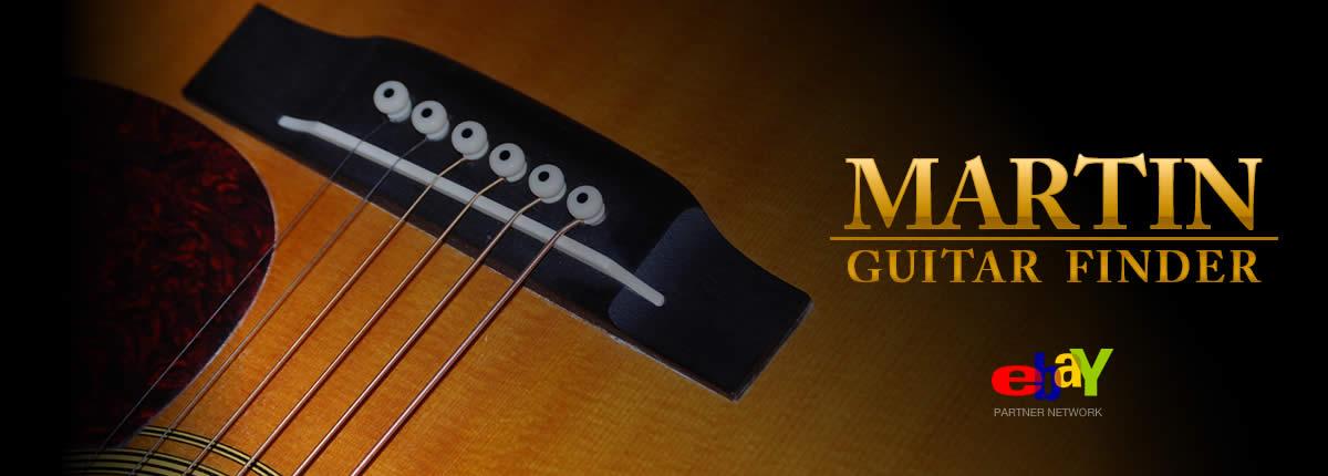 Martin Guitar Finder